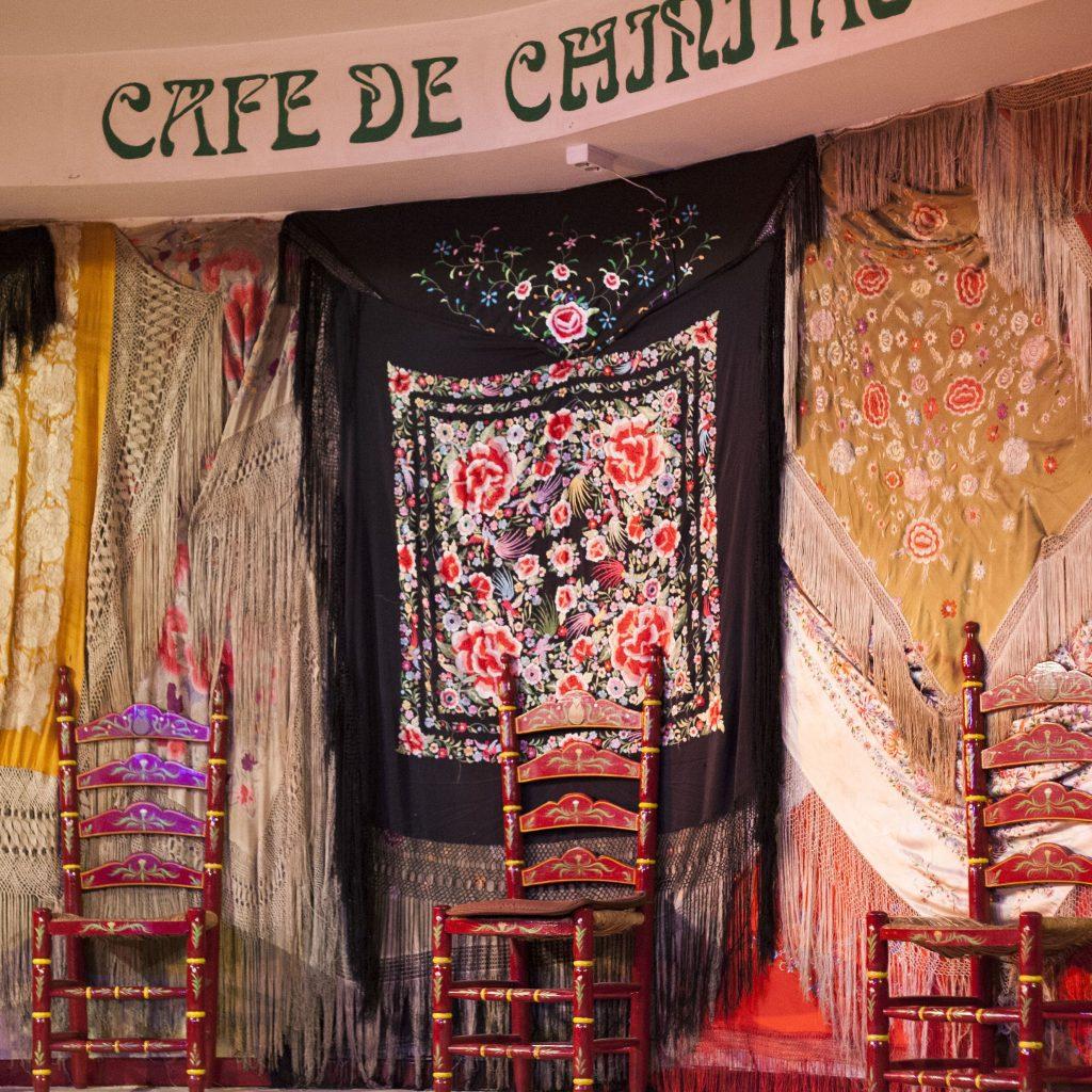 Tablao Flamenco Café de Chinitas- Madrid